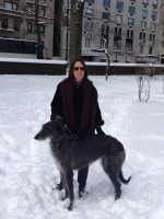 A Walk in Central Park with Rhapsody
